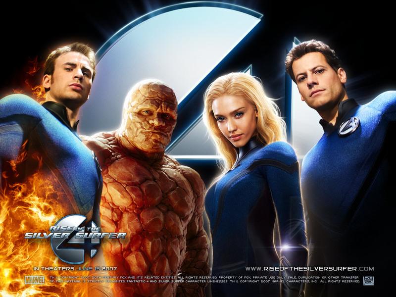 fantastic four 2009 movie