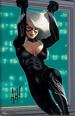 Black Cat Spider-Man 4