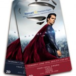 WAL-MART STORES, INC. WARNER BROS MAN OF STEEL